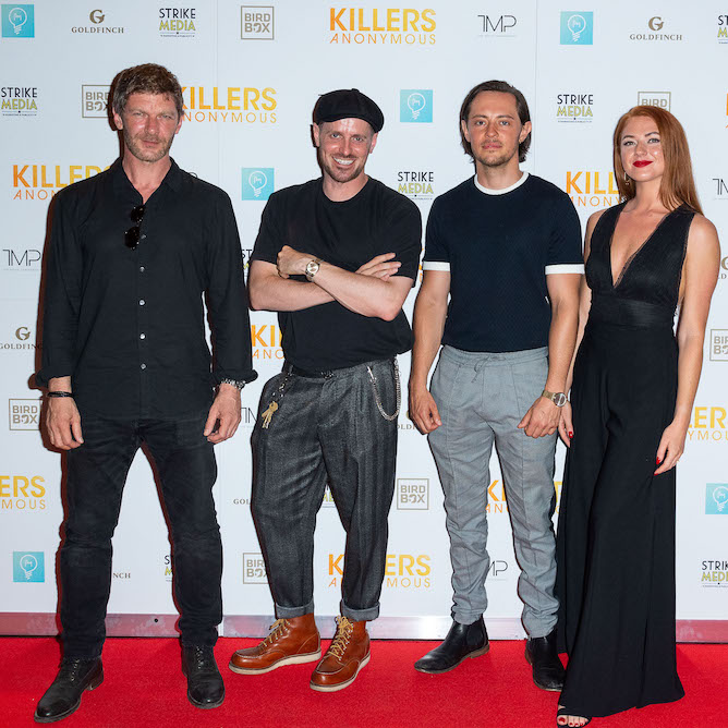 Killers Anonymous Premiere