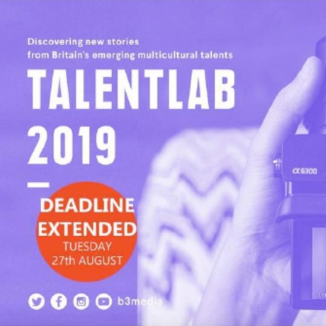 B3 Media Talent Lab