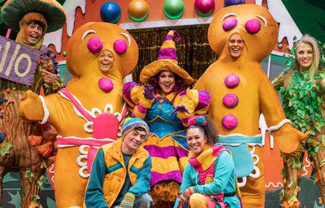 Cbeebies Christmas Show: Hansel & Gretel